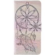 Coffeetreehouse - Bolso pequeño al hombro para mujer Dreamcatcher iPhone SE/5/5S