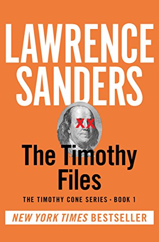 The Timothy Files (The Timothy Cone Series Book 1) (English Edition)