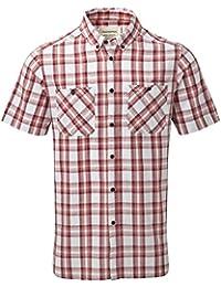 Craghoppers - Camisa de manga corta con estampado modelo Edmond para hombre