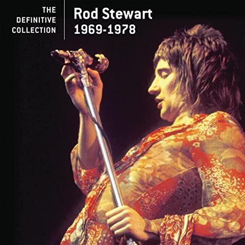 Definitive Collection 1969 - 1978 by Rod Stewart (2009-08-31)