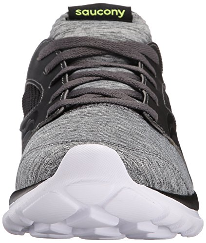 Saucony Men's Kineta Relay Men's Footwear Granite Grey 061 Black