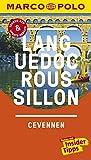MARCO POLO Reiseführer Languedoc-Roussillon, Cevennes: Reisen mit...