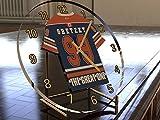 Wayne Gretzky The Great One–Edmonton Oilers NHL Hockey su ghiaccio Jersey orologi.