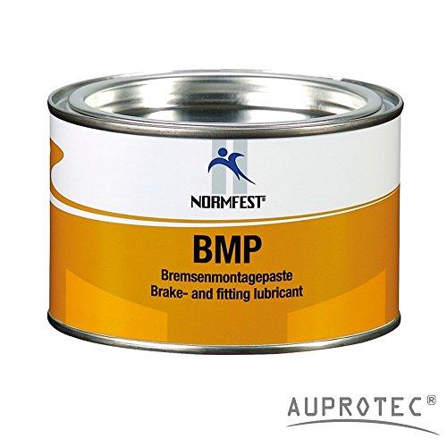 Auprotec® Normfest Bremsenmontagepaste BMP Bremsenpaste Bremsenfett Anti Quietsch Paste Dose (1 Dose)