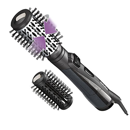BaByliss AS551E - Rotating Brush 700, Spazzola rotante ad aria calda 800W