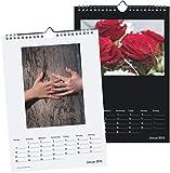 Premium A4 Bastelkalender 2019 Fotokalender für eigene Fotos Kreativkalender zum selber gestalten