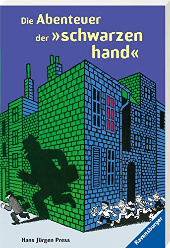 """Die Abenteuer der \""""schwarzen hand\"""" (Ravensburger Taschenbücher)"""