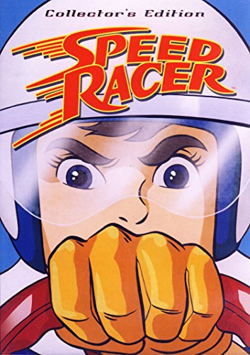 Speed Racer - Episodes 1-11 [RC 1]