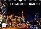 LES JEUX DE CASINO (Calendrier mural 2017 DIN A4 horizontal): Tableaux de peinture numérique sur le thème des jeux de casino (Calendrier anniversaire, 14 Pages ) (Calvendo Art)