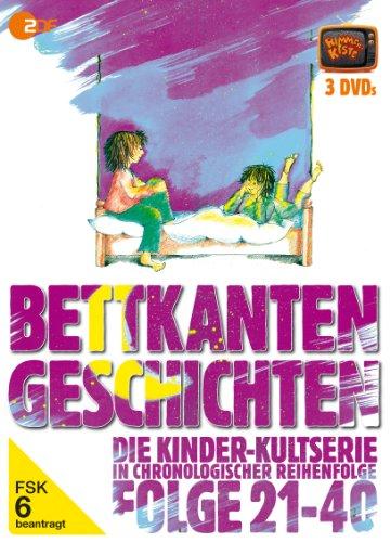 Folge 21-40 (3 DVDs)