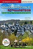 Wanderhöhepunkte links und rechts des Rothaarsteigs – Schöneres Wandern Pocket mit Detail-Karten, Profilen und GPS-Daten: 12 traumhafte neue Rundtouren im Siegerland