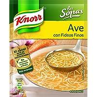 Knorr - Sopa De Ave Con Fideos Finos 61 g - Sopa Deshidratada