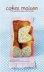 Cakes maison : 110 recettes de cakes sucrés / salés