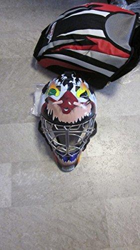 Vaughn Goalie Maske VM 7500 - Junior S, Größe:Junior S (Vaughn Goalie)