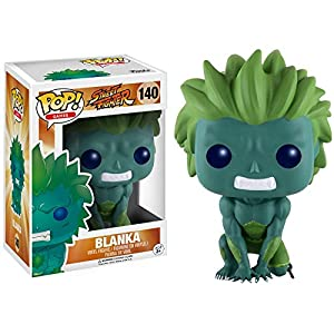 POP! GAMES: Street Fighter Green Blanka