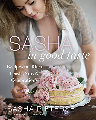From Sasha Pieterse, the star of Pretty Little Liars, an inspiring and delectable full-color guide to cooking, baking, DIY, and embracing the joy of entertaining.Welcome to the party!      Sasha Pieterse has had a passion for food and entertaining...