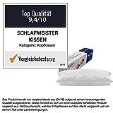 Orthopädisches HWS Nackenstützkissen - 6