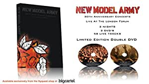 New Model Army 30th Anniversary Double Live DVD
