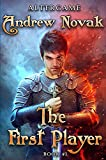The First Player (AlterGame Book #1) LitRPG Series
