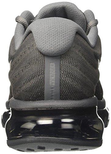 Nike Herren Air Max 2017 Laufschuhe Dunkelgrau (Dark Grey/Black)