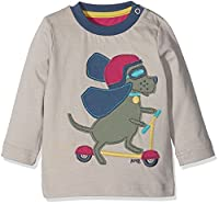 Kite Baby Boys 0-24m Scooting Hound T-Shirt Polo Shirt, Grey, 18-24 Months (Manufacturer Size:18)