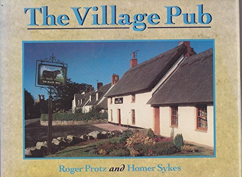 The Village Pub (Country) by Roger Protz (1992-08-10)