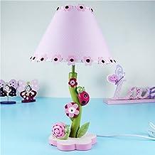 Acogedora l¨¢mpara de la l¨¢mpara de cabecera dormitorios creativos de dibujos animados los ni?os regulables CFL para enviar regalo de cumplea?os lindo ni?as