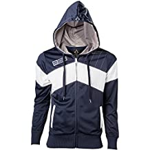 Import Europe - Sudadera Assassin's Creed Unity, Talla L, Color Azul/Blanco