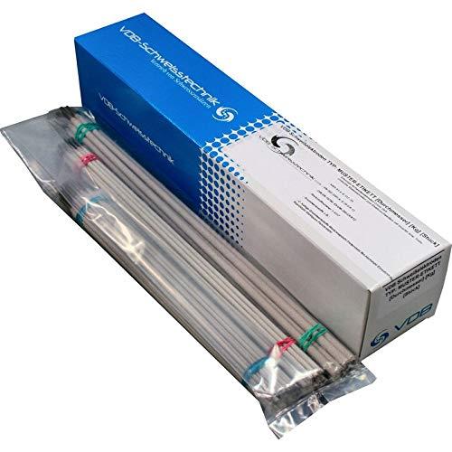 Schweißelektroden Gusseisen - 2,5 x 300 mm - NiFe 60/40-0,5 Kg