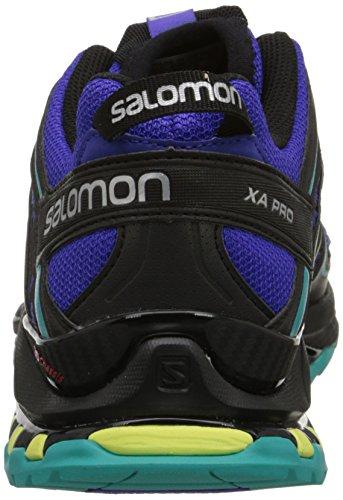 Salomon  XA Pro 3D, Chaussures de trekking et randonnée femmes Bleu - Bleu