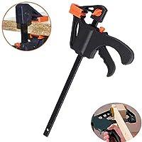 4 Stück F Holzbearbeitung Klemme Clip Quick Grip Heavy Duty Holzwerkzeug LM