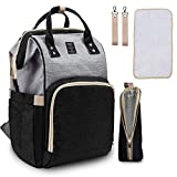 Motherly Babies Diaper Bags for Mothers with 1 Bottle Bag + 1 Changing