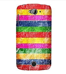 FUSON Grunge Multicolor Background 3D Hard Polycarbonate Designer Back Case Cover for Acer Liquid Z530 :: Acer Liquid Zade Z530S