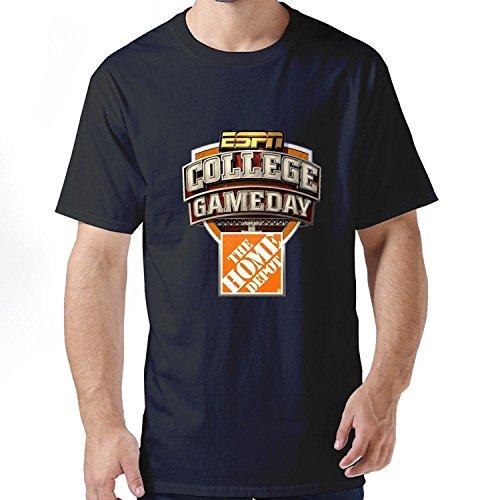 mens-fashion-normal-fit-espn-college-football-logo-t-shirtyiliax31475small