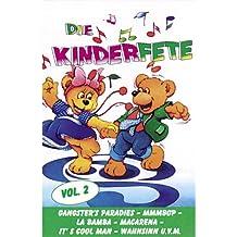 Die Kinderfete Vol.2 Chartbreaker [Musikkassette]