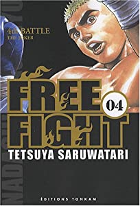 Free Fight Edition simple Tome 4