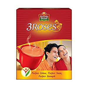 3 Roses Brooke Bond Dust Tea, 100g