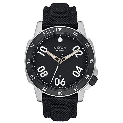 nixon-montre-de-bracelet-ranger-a-quartz-analogique-nylon-a942000-00