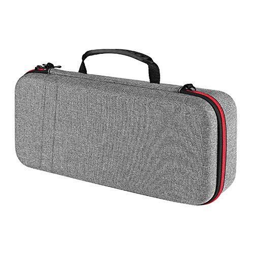 Festnight Hartschalenkoffer Reisetasche mit Aufbewahrungstasche Eva-Schutzhülle mit Schultergurt & stoßfestem Schaumstoff für Selfie Stick USB Ladekabel Zubehör
