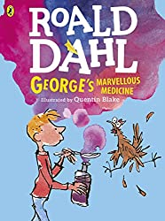 George's Marvellous Medicine (Colour Edn) (Dahl Colour Editions)