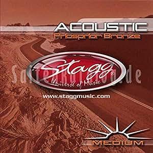 Stagg AC-1356-PH Cordes pour Guitare acoustique - Medium