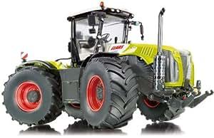 Siku/Wiking - 7308 - Véhicule Miniature - Tracteur Claas Xerion 5000 - Métal - Echelle 1/32