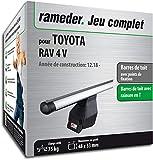 Rameder Pack Barres de Toit Tema pour Toyota RAV 4 V (118847-39268-1-FR)