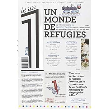 Le 1 - n°29 - Un monde de réfugiés