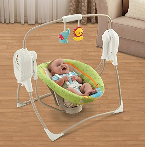 Fisher Price BFH05 hamaca para bebés electrica - 5
