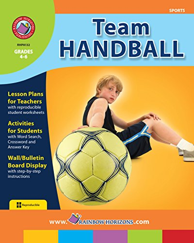 Team Handball Gr. 4-6 (English Edition) (Horizons Physical Education)