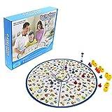 Detektive Sie Diagramm Brettspiel Eltern-Kind-Interaktive Desktop Spiel Parenting Familie Spiel für Kinder Kinder Geburtstag Weihnachten Neues Jahr Geschenk, Puzzle Board Game