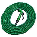 Bradas wth722gr Desmontaje Jardín Manguera Tubo flexible ampliable Pantalón Pipe y spray de boquilla, 7,5/22m, Verde