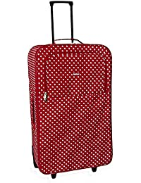 """Extra Large 30"""" Lightweight Luggage Wheeled Trolley Suitcase Case XL Travel Bag - Only 2.8kgs"""