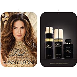 Lust by Sunny Leone Eau De Perfume for Women, 100 ml